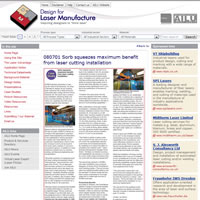 Article in Design For Laser Manufacture